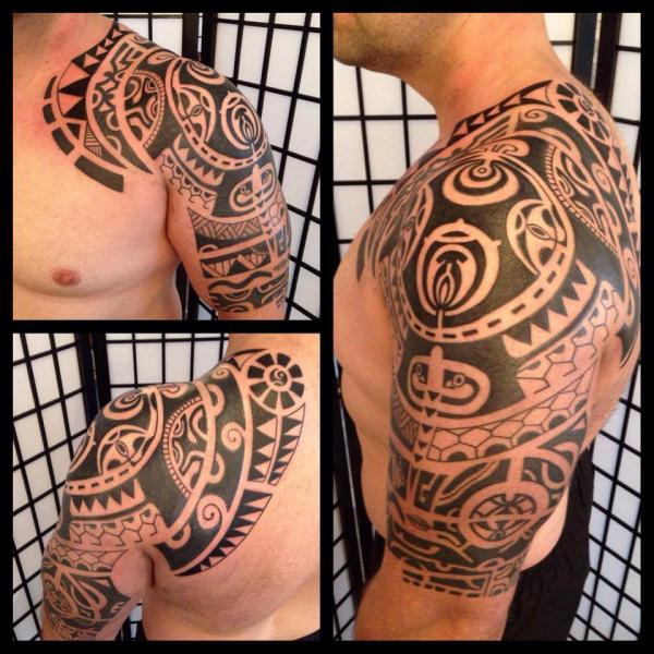Nori Black Pearl Tattoo